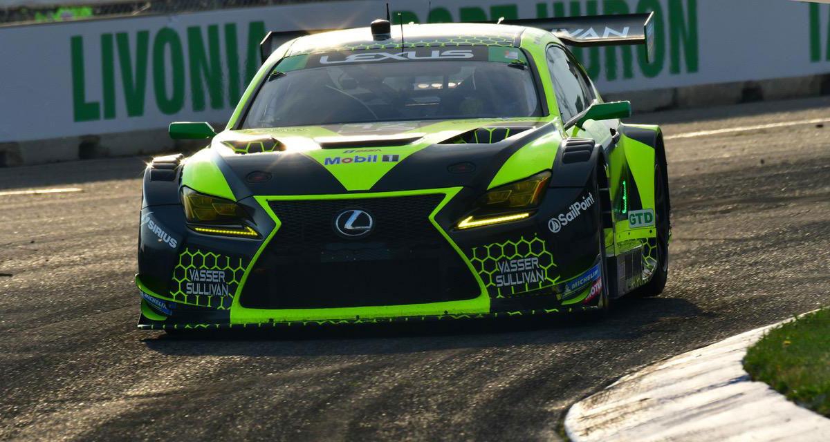 Lexus RC F Racing