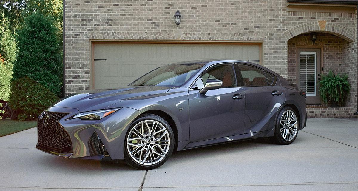 Lexus IS 500 Final