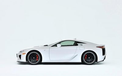 The Very First Aero Package For Lexus Lfa Has Been Released By Spirits
