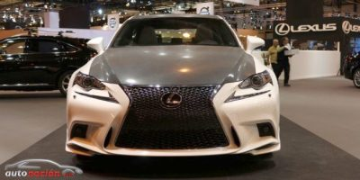 Frontal-Lexus-IS-25-aniversario-660x330