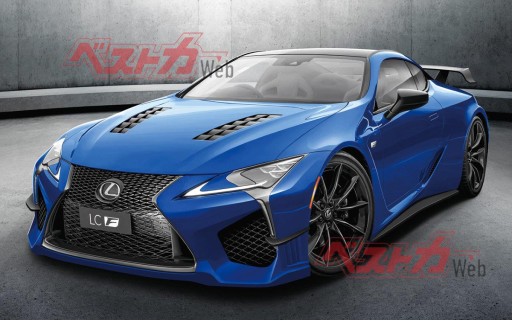 Is Lexus Planning An F Product Onslaught Lexus Enthusiast