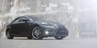 Lexus-IS-300h-BlackMatte-(11)