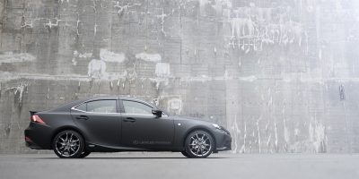 Lexus-IS-300h-BlackMatte-(7)