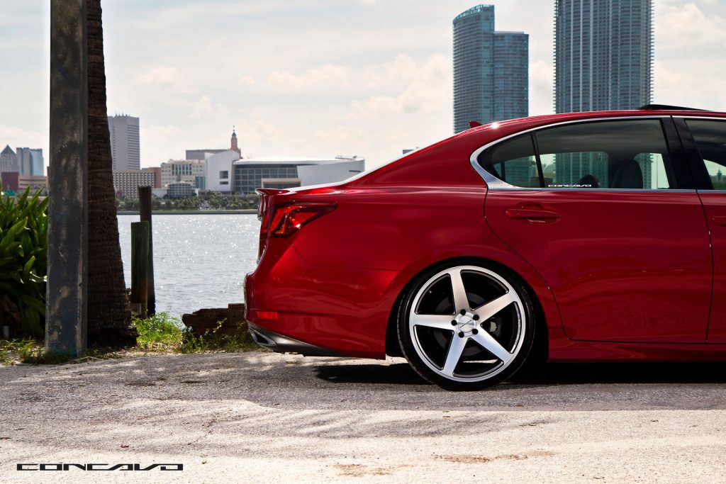 concavo-red-lexus-gs-f-sport-5