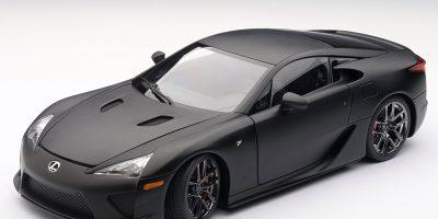 lexus-lfa-autoart-matte-black-3
