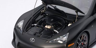 lexus-lfa-autoart-matte-black-9