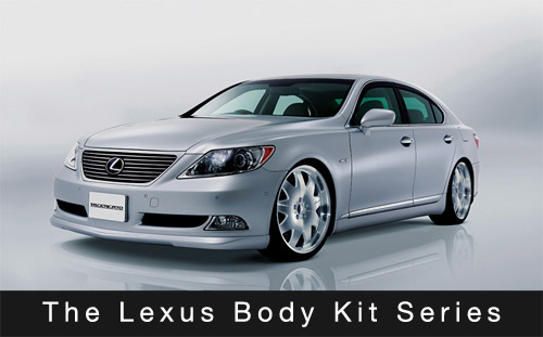 The Lexus Body Kit Series